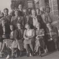 River Swim 1950