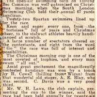 Christmas Day 1932