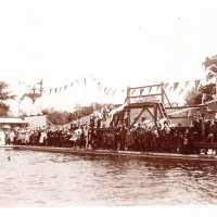 Opening Day, 28 July 1906